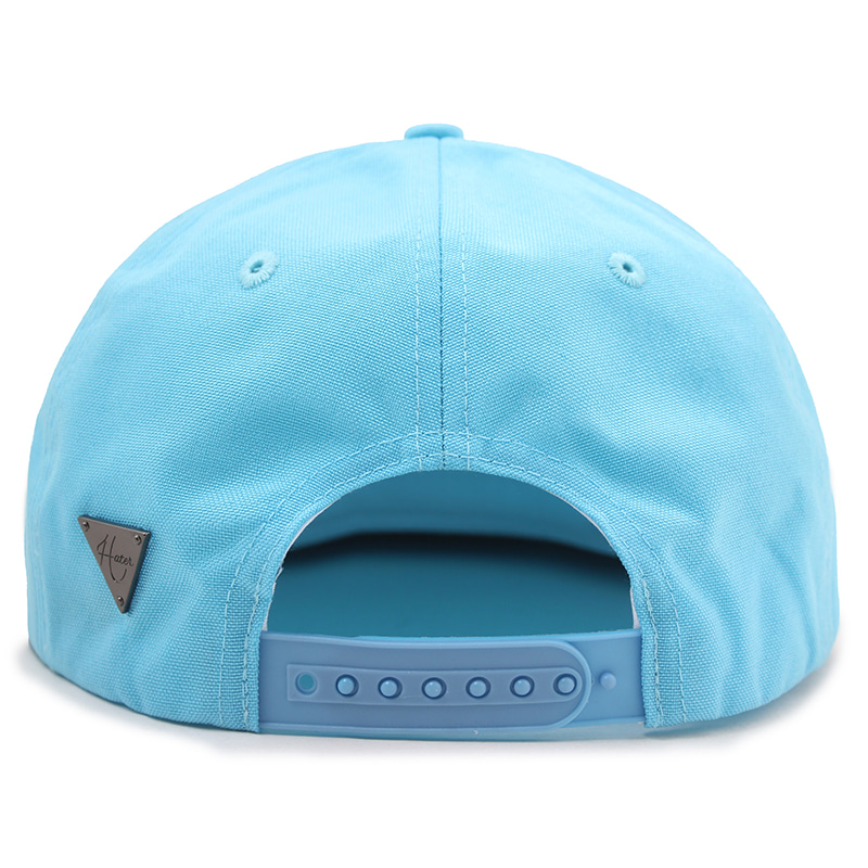 헤이터 코듀라 클래식 로고 스냅백 스카이블루 HATER Cordura Classic Logo Snapback Sky Blue